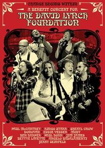 Change Begins Within. A Benefit Concert for the David Lynch Foundation (DVD) - DVD