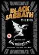 Cover Dvd Black Sabbath - The End of the End