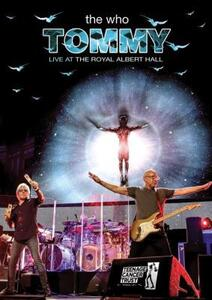 Tommy. Live at the Royal Albert Hall (DVD) - DVD