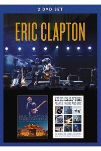 Slowhand at 70. Live at the Royal Albert Hall - Planes, Trains and Eric (2 DVD) - DVD