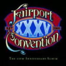 XXXV - CD Audio di Fairport Convention
