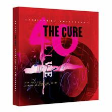 40 Live. Curætion-25 + Anniversary - CD Audio + DVD di Cure