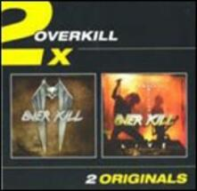 Killbox 13 - Wrecking Everything Live - CD Audio di Overkill