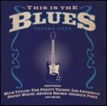 This is the Blues vol.4 - CD Audio