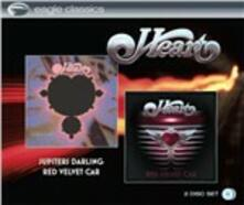 Jupiters Darling - Red Velvet Car (Eagle Classics) - CD Audio di Heart