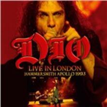 Live in London Hammersmith Apollo 1993 - CD Audio di Dio