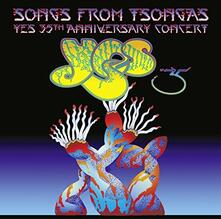 Songs from Tsongas - CD Audio di Yes