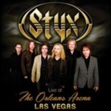 Live at the Orleans Arena, Las Vegas - CD Audio di Styx
