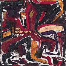 Paper - CD Audio di Rich Robinson