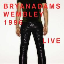 Wembley 1996 Live - CD Audio di Bryan Adams