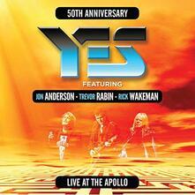 Live at the Apollo - CD Audio di Yes