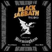 CD The End Black Sabbath