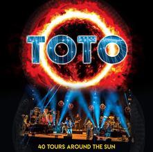 Toto 40 Tours Around the Sun - CD Audio di Toto