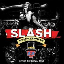 Living the Dream Tour (Vinyl Box Set) - Vinile LP di Slash,Conspirators,Myles Kennedy