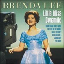 Little Miss Dynamite - CD Audio di Brenda Lee