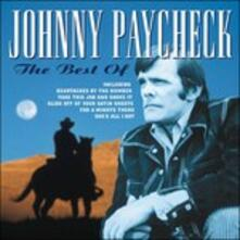 Best Of - CD Audio di Johnny Paycheck
