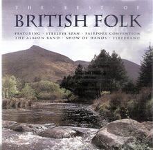 Best of British Folk - CD Audio