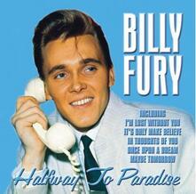 Halfway To Paradise - CD Audio di Billy Fury
