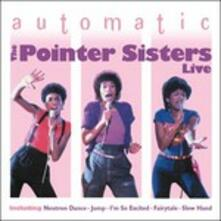 Automatic Live - CD Audio di Pointer Sisters