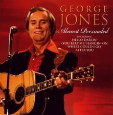 Almost Persuaded - CD Audio di George Jones