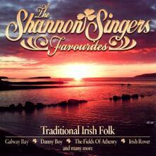 Favourites - CD Audio di Shannon Singers