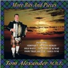 More Bits and Pieces - CD Audio di Tom Alexander