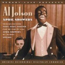 April Showers - CD Audio di Al Jolson