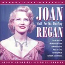 Wait for Me Darling - CD Audio di Joan Regan