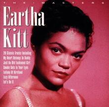 The Masters - CD Audio di Eartha Kitt