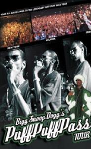 Puff Puff Pass Tour (DVD) - DVD