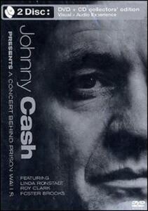 Johnny Cash. A Concert Behind Prison Walls - DVD