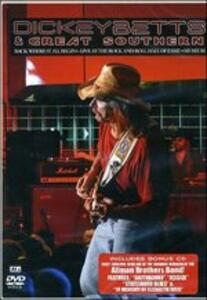 Back Where it All Begins - CD Audio + DVD di Dickey Betts