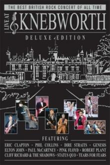 Live at Knebworth (Deluxe Edition) - CD Audio + DVD