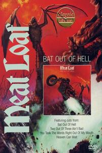 Meat Loaf. Bat Out of Hell - DVD