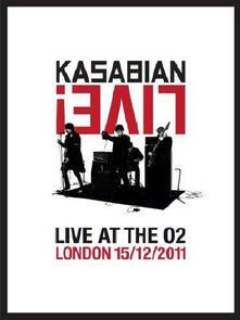 Live! Live at the 02 - CD Audio + DVD di Kasabian