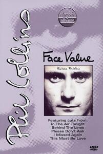 Phil Collins. Face Value - DVD