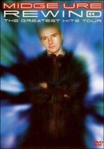 Midge Ure. Rewind. The Greatest Hits Tour - DVD
