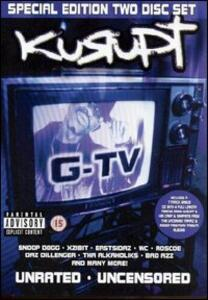 Kurupt. G-TV - DVD
