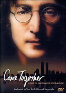 Come Together. A Night for John Lennon's Words & Music - DVD