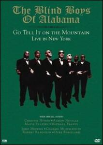 The Blind Boys Of Alabama. Go Tell It On The Mountain - DVD