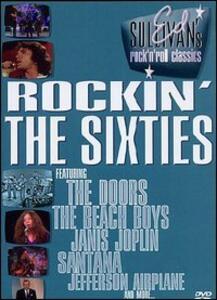 Ed Sullivan's Rock 'N' Roll Classics. Rockin' The Sixties - DVD