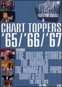 Ed Sullivan's Rock 'N' Roll Classics. Chart Toppers 65-66-67 - DVD