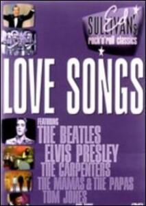 Ed Sullivan's Rock 'N' Roll Classics. Love Songs - DVD