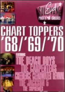 Ed Sullivan's Rock 'N' Roll Classics. Chart Toppers 68/69/70 - DVD