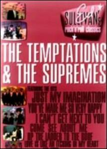 Ed Sullivan's Rock 'N' Roll Classics. The Temptations And The Supremes - DVD