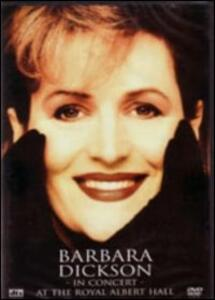Barbara Dickson. In Concert. Live At The Royal Albert Hall - DVD