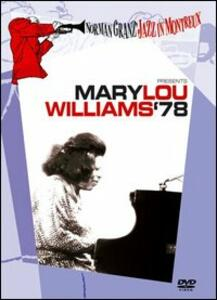 Mary Lou Williams. '78. Norman Granz Jazz in Montreux - DVD