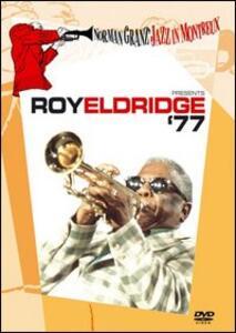 Roy Eldridge. '77. Norman Granz Jazz in Montreux - DVD