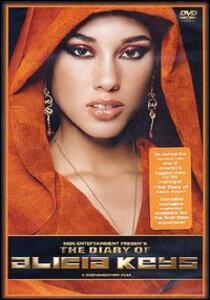 Alicia Keys. The Diaries of Alicia Keys - DVD