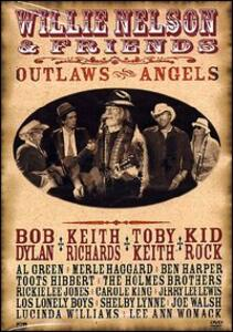 Willie Nelson and Friends. Outlaw Angels - DVD